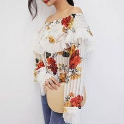 Jolly Club - Floral Blouse
