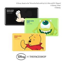 The Face Shop - Mono Pop Eyes (#03 Winnie the Pooh Lovely) (Disney Collaboration)
