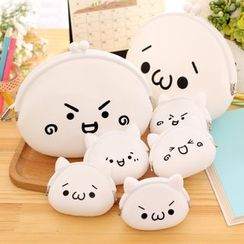 ITOK - Smiley Face Silicone Coin Purse