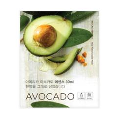 Nature Republic - Real Nature Seed Mask Sheet (Avocado) 1pc