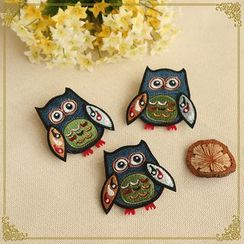 Fairyland - Owl Brooch