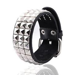 Trend Cool - Studded Sequined Bracelet