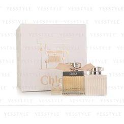 Chloe - Chloe Carousel Set (Limited Edition): Eau De Parfum 75ml + Body Lotion 100ml + Eau De Parfum Mini 5ml
