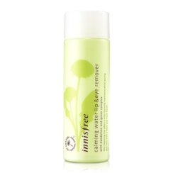 Innisfree - Calming Water Lip & Eye Makeup Remover 100ml