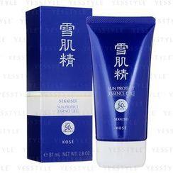 Kose - Medicated Sekkisei Sun Protect Essence Gel SPF 50+ PA++++