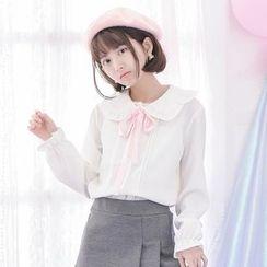 Moriville - Pleated Skirt