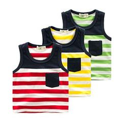 Kido - Kids Striped Tank Top