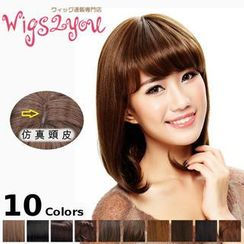 Wigs2You - Full Wig - Medium Bob