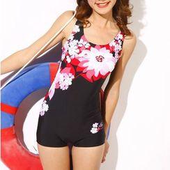 Rachel Swimwear - 印花泳裝