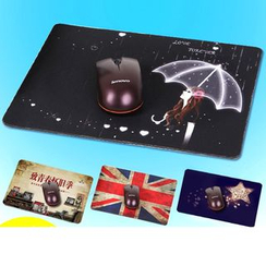 Digiworld - Printed Non-Slip Mouse Pad