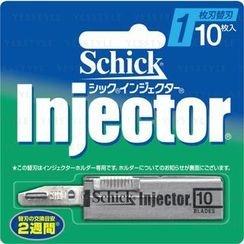Schick - Injector Injector (10 Blases)