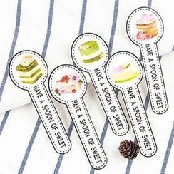 Homey House - Cake Print Bookmark (30 pcs)