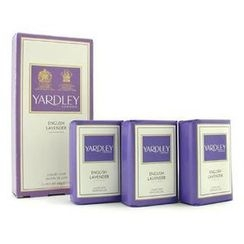 Yardley - English Lavender Luxury Soap