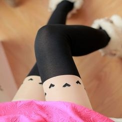 DORRIE - Patterned Leggings