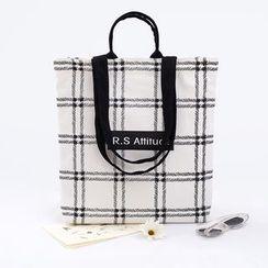 Eastin - 印花帆布購物袋