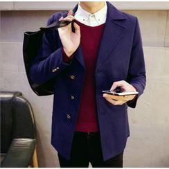 Kieran - Woolen Coat