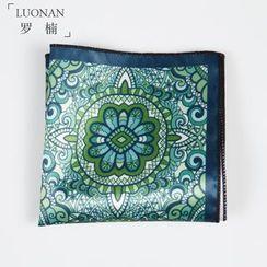 Luonan - Pattered Pocket Square