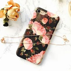 Milk Maid - Floral iPhone 6 / 6 Plus / 7 / 7 Plus Case