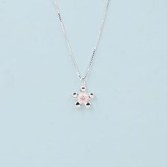 Love Generation - Cherry Blossom Necklace