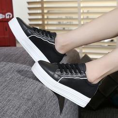 Hannah - Platform Sneakers