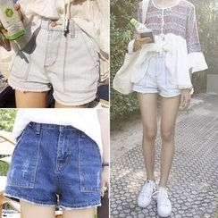 CosmoCorner - Denim Shorts