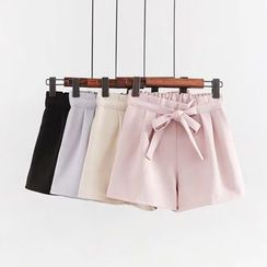 Angel Love - Pleated Shorts