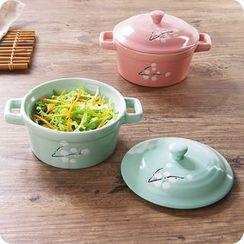 Cutie Pie - Ceramic Mini Stew Pot