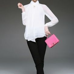 Alaroo - Silk Blouse