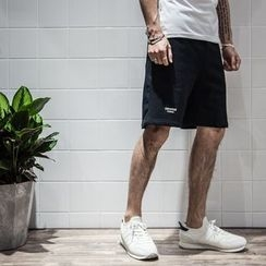 YIDESIMPLE - Cotton Shorts