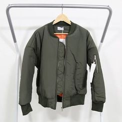 Mr. Cai - Zip Jacket