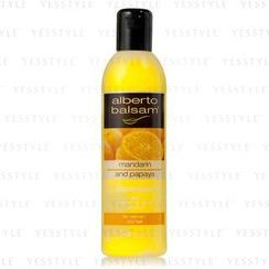 Alberto Balsam - Mandarin and Papaya Shampoo
