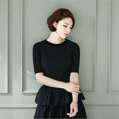 GLAM12 - 3/4-Sleeve T-Shirt