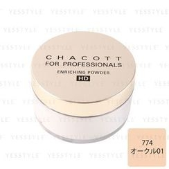 Chacott - Enriching Powder (#774 Ocher 01 (Covering reddish skin))