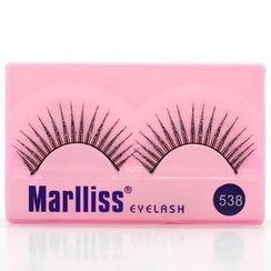 Marlliss - Glitter Eyelash (538)