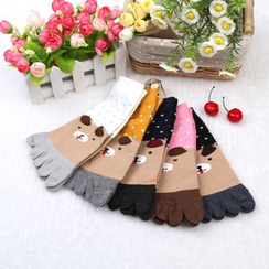 Cloud Femme - Cartoon Socks