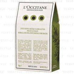 L'Occitane 欧舒丹 - 草本疗法净化浴盐包