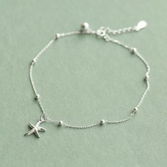 Love Generation - Starfish Pendant Anklet