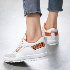 Renben - Letter Panel Sneakers