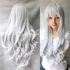 Ghost Cos Wigs - Long Cosplay Wig - Wavy