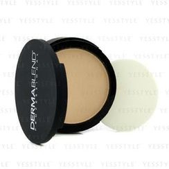 Dermablend - Intense Powder Camo Compact Foundation (Medium Buildable to High Coverage) - # Beige