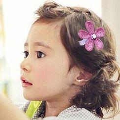 Chapa - Ear / Flower Single Hair Clip