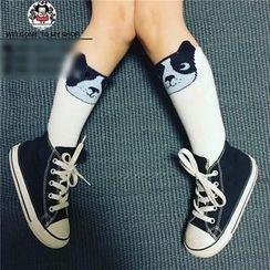March Daisy - Printed Socks
