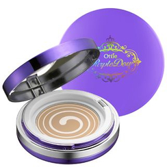 Ottie - Purple Dew Essence Foundation (#23 Nude Beige)