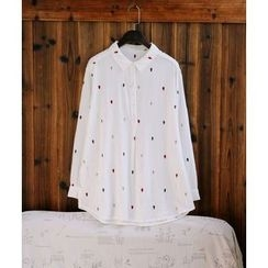 tete - Embroidered Shirt