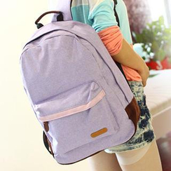 Canvas Love - Colored Canvas Backpack