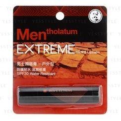 Mentholatum - Men's Extreme Lipbalm SPF 30 (Water Resistant)