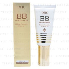 DHC - BB Germanium Cream Foundation SPF 20 PA++ (#02)