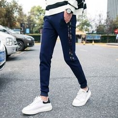 Chic Maison - Printed Sweatpants