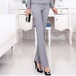 Princess Min - 直筒西裤/铅笔裙