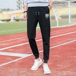 Bay Go Mall - Print Jogger Pants